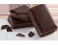 Классическая шоколадная колбаса