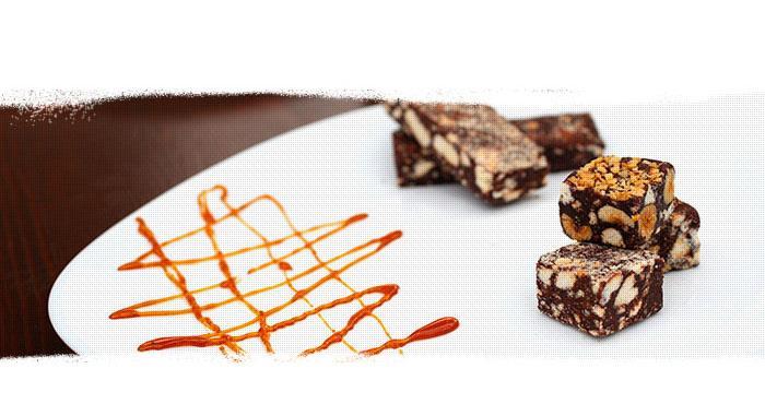 Шоколадная колбаса - Услуги для клиентов